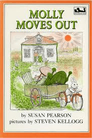 Molly moves out
