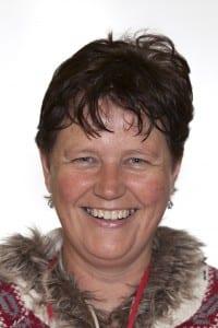 Mrs C Siddaway - Lunchtime Supervisor