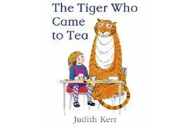 The tiger who came tea